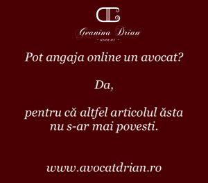 avocat online Iasi